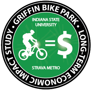 Griffin Bike Park - Economic Impact Study Logo