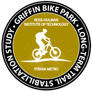 Griffin Bike Park - Trail Stabilization Study Logo