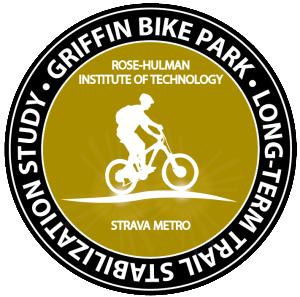 Griffin Bike Park - Trail Stabilization Study Logo