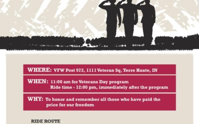 Veterans Day Ride to Remember