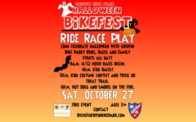 Griffin Bike Park Halloween Bikefest